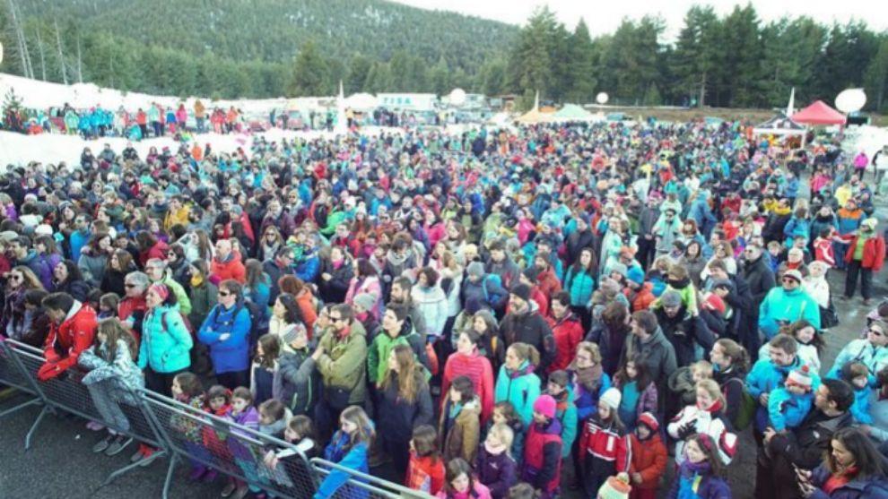El festival Estima Fest contó con la presencia de más de 3.500...