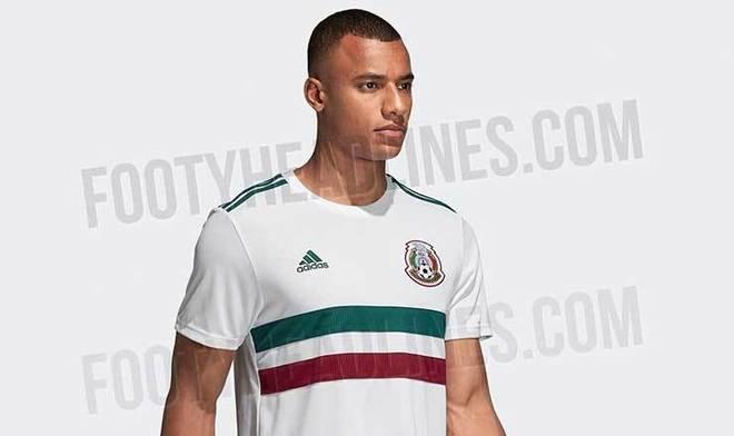 3c09890be20ed Selección Mexicana  Filtran nuevas fotos del segundo uniforme que ...