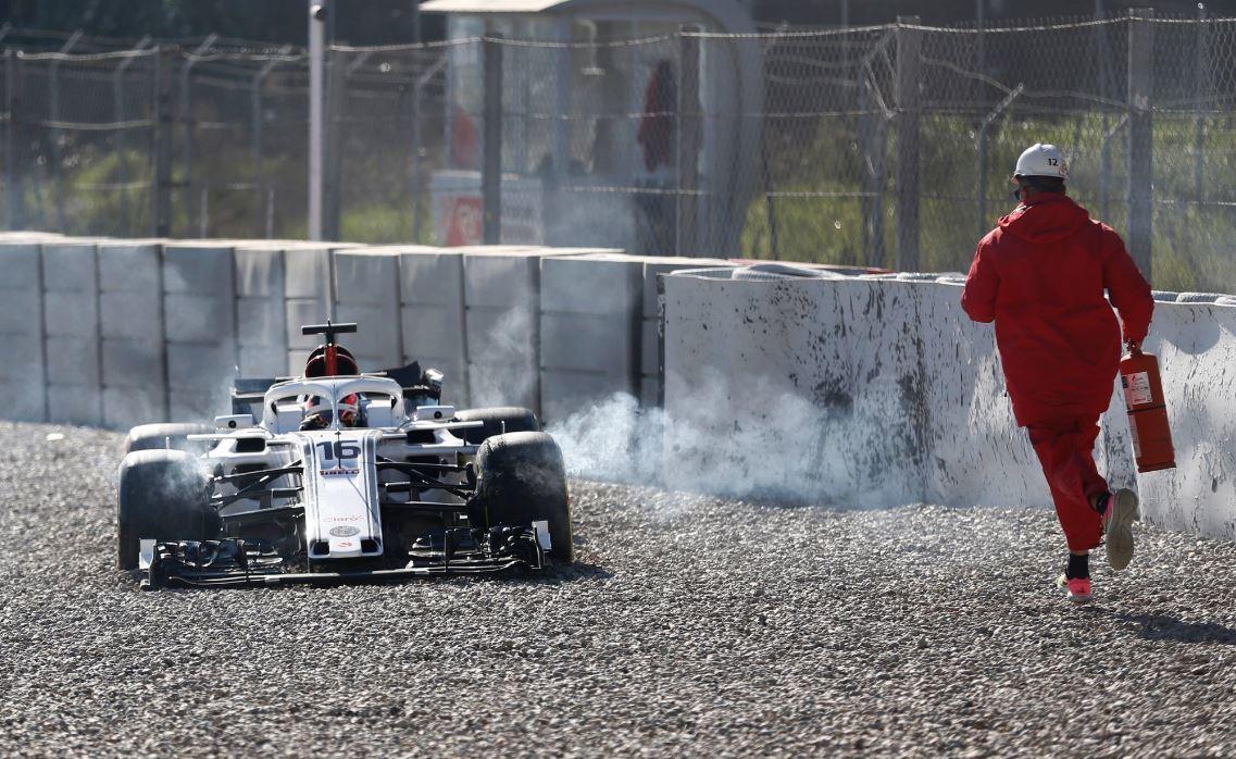 Fórmula 1: Test de F1 2018, en directo desde Barcelona: Alonso en ...