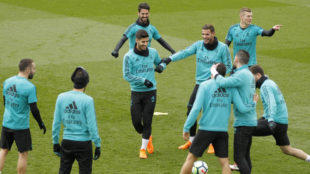 Zidane tasked with dropping five players for Eibar