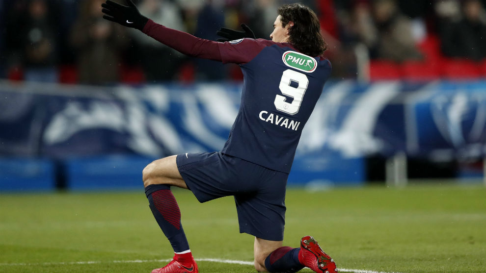 Football Ligue 1 Edinson Cavani Could Be Set For Psg Exit In The Summer Marca In English