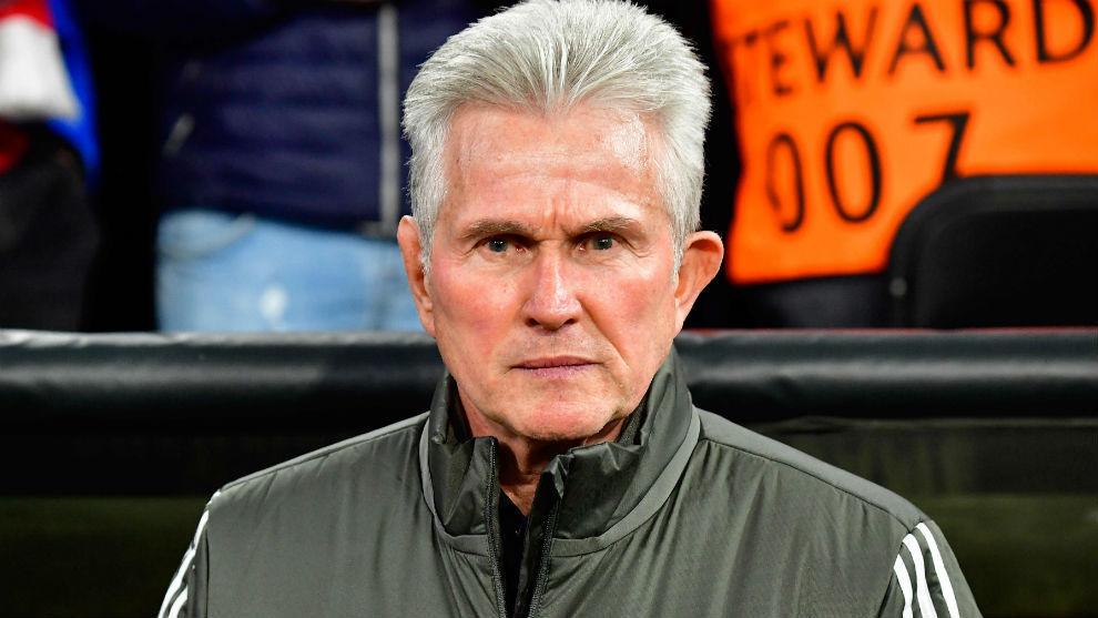 entrenador bayern