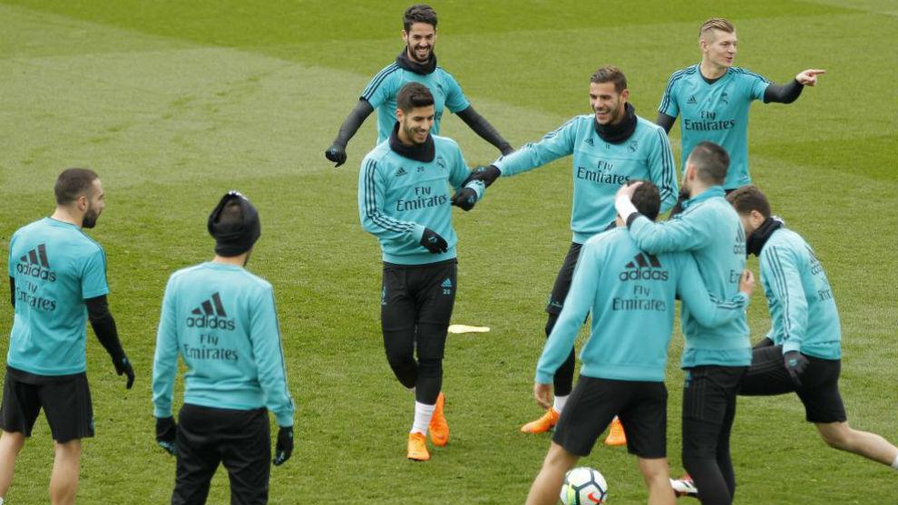 Zidane viaja con todo a Eibar