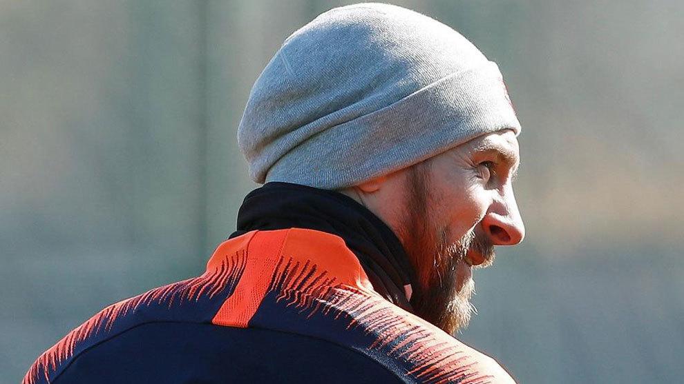 Leo Messi, padre de su tercer hijo, Ciro, se cae de la lista del Barça ante el Málaga