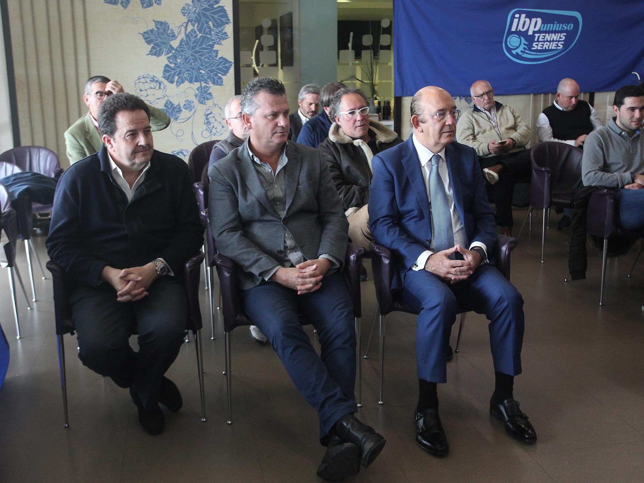 Francis Blanco, Koki Marti y Miguel Díaz