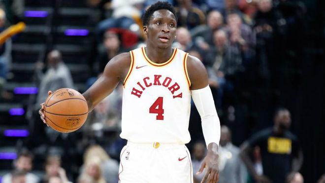 Victor Oladipo volvió a liderar un triunfo de los Pacers