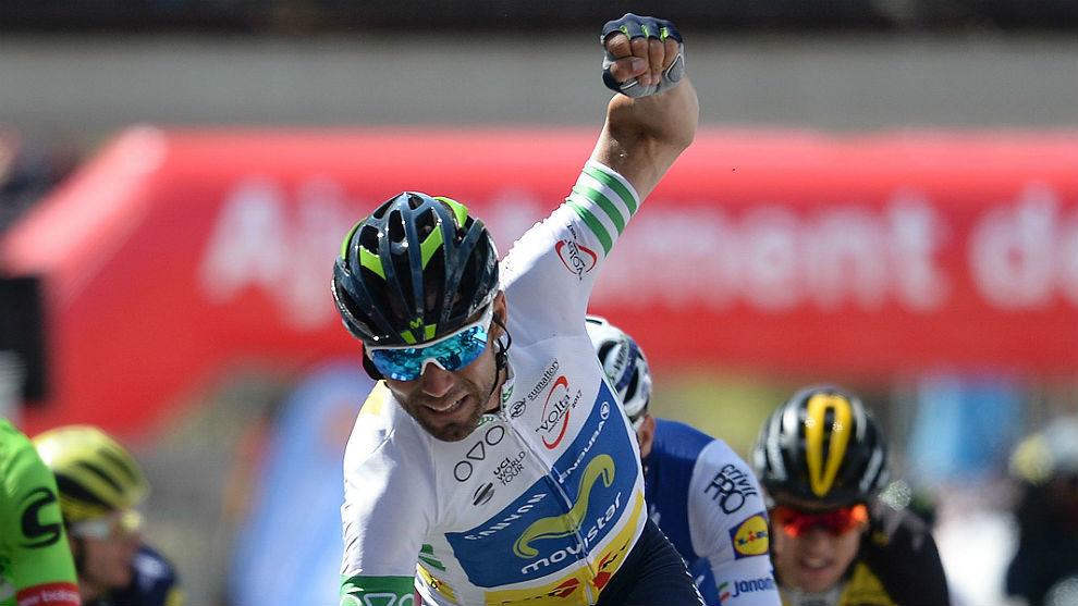 Valverde defenderá su título en la Volta 2018.