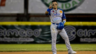 Manny Rodríguez consiguió su segundo MVP