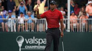 Se espera una gran actuación de Tiger Woods este fin de semana