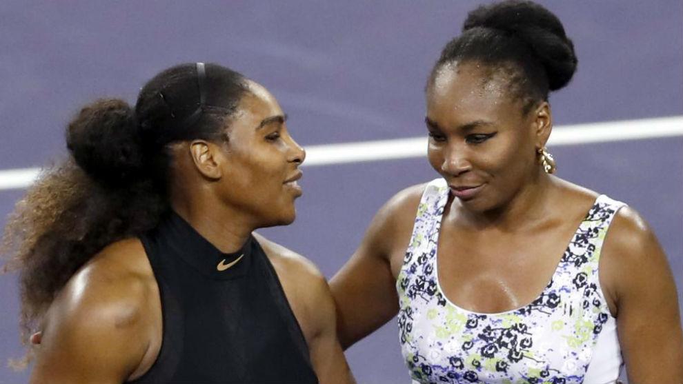 Serena y Venus, en la red