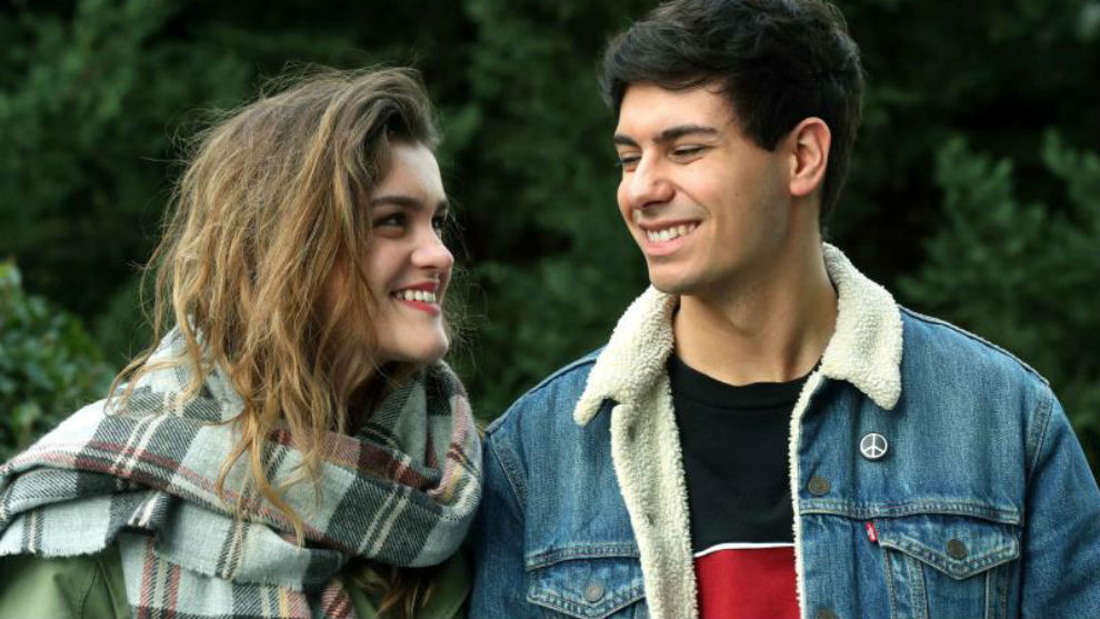 Amaia Romero y Alfred García, ganadora y cuarto clasificado del...