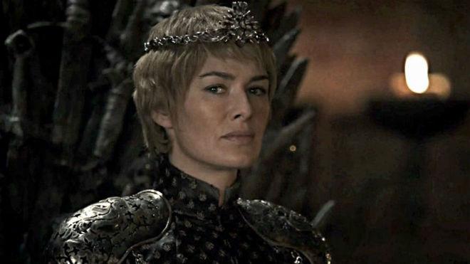 Lena Headey interpreta a la malvada Cersei Lannister en la serie de...