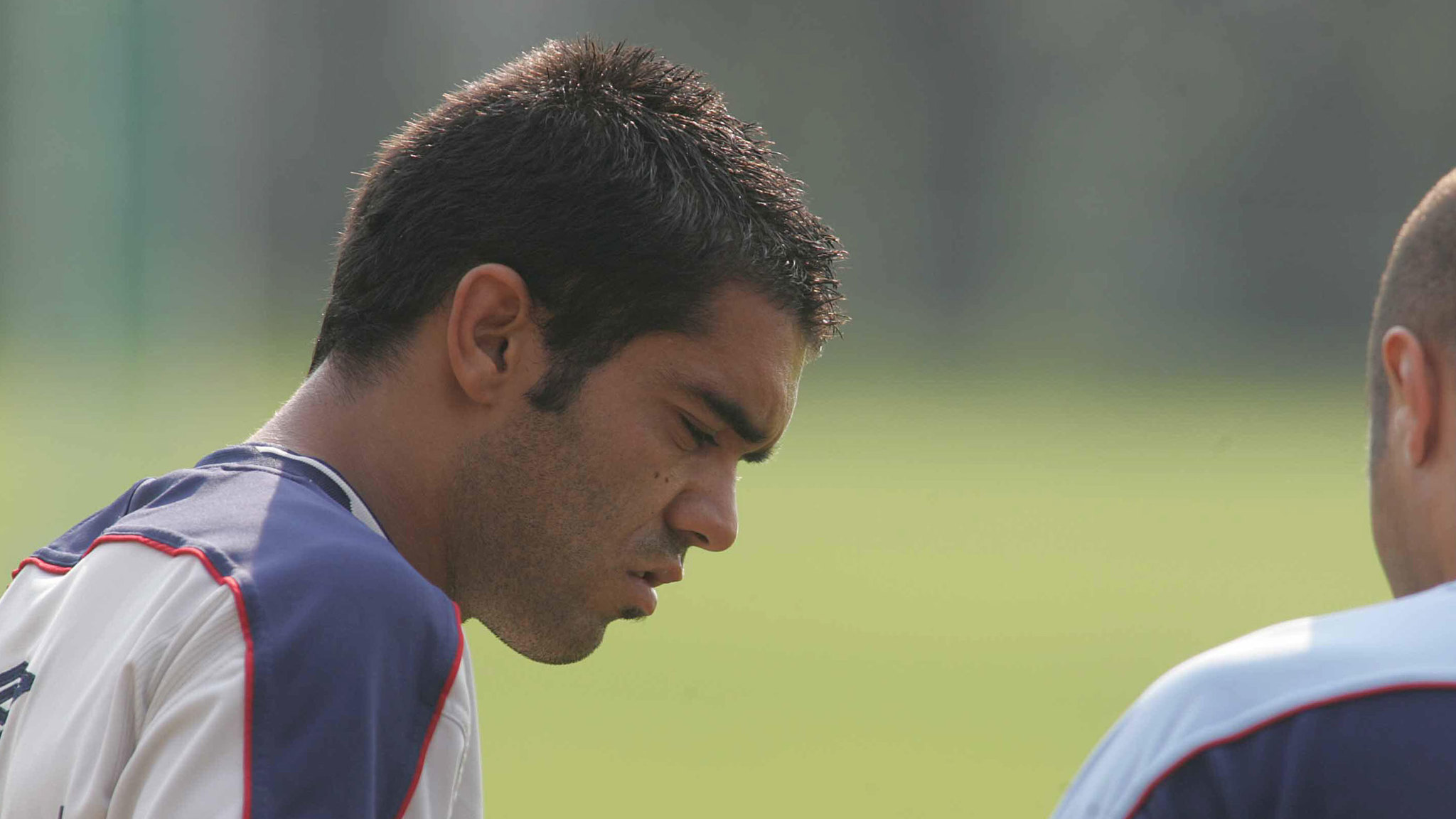 Iago Bouzon durante la temporada 05/06