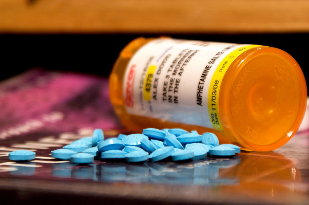 Las anfetaminas para adelgazar