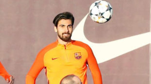 Andre Gomes: I am only thinking about helping the team