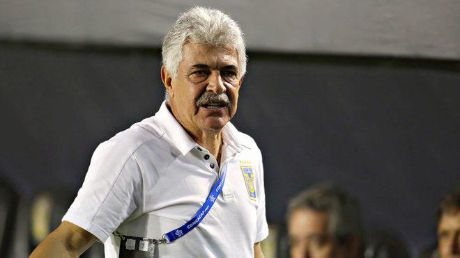 Ricardo Ferretti, entrenador de Tigres