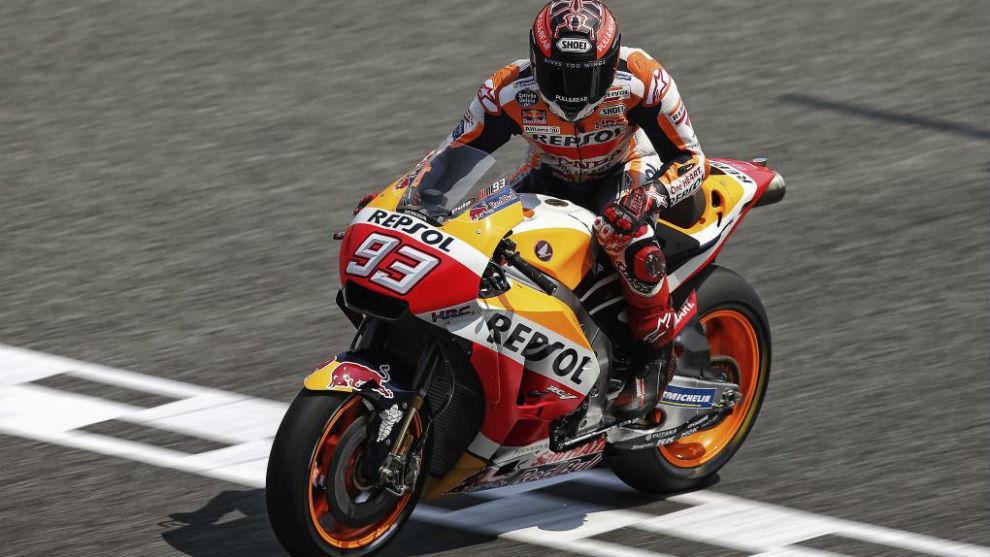 GP Qatar MotoGP 2018: 11 campeones contra Márquez | Marca.com