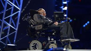 El astrofísico Stephen Hawking