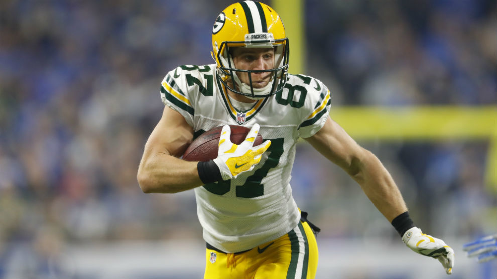 Jordy Nelson 2018 player profile game log season stats career stats recent news If you play fantasy sports get breaking news and immerse yourself in the ultimate