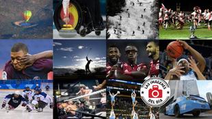 Las mejores imágenes del deporte de hoy