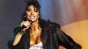 Sabrina Salerno, la cantante que revolucionó a España con un...