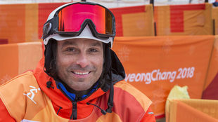 Vic González, tras cerrar su participación en sus primeros Juegos