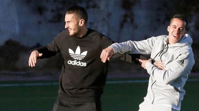 ellos En honor Contratar  LaLiga - Real Madrid: Lucas Vazquez: I am proud to return to Spain squad |  MARCA in English