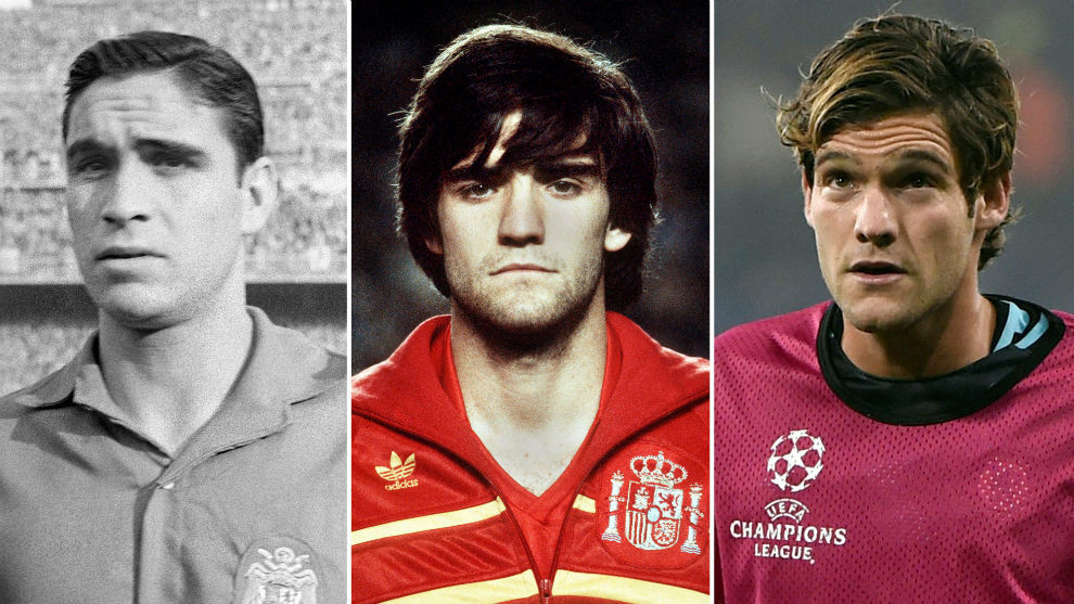 Picture of Marcos  Alonso Grandfather & Father, called Marcos Alonso Imaz & Marcos Alonso Peña