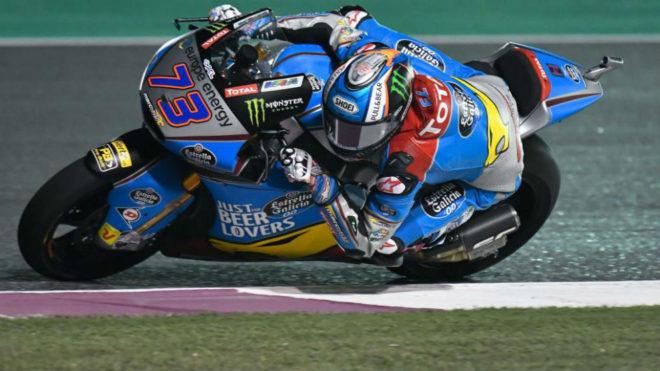 GP Qatar MotoGP 2018: Álex Márquez, pole en Moto2 | Marca.com