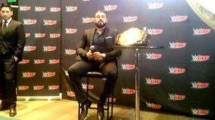 No ha decidido en qué marca de WWE le gustaría trabajar en el futuro