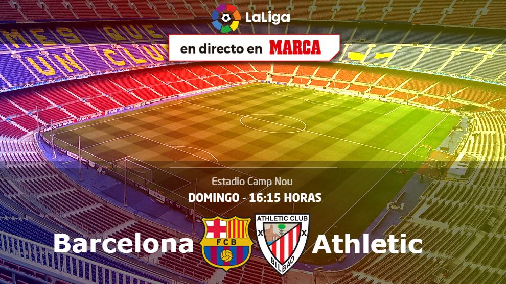Laliga santander barcelona vs athletic horario y d nde for Horario oficinas banco santander barcelona