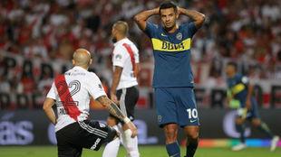 Boca perdió ante River la Supercopa.