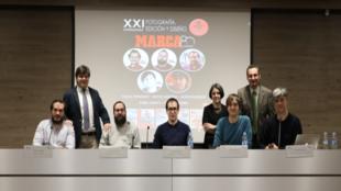 Nacho Labarga, Jorge Solana, Carlos Fernández, Javier Rodríguez,...