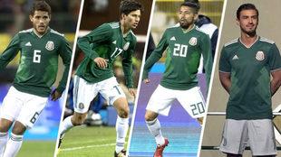 Bajas de último momento para el equipo de Juan Carlos Osorio