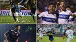 Latinoamérica, a examen: las notas del fin de semana del fútbol internacional