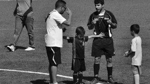 Alejandro Rodríguez, premio Fair Play 2013 por evitar una pelea entre...