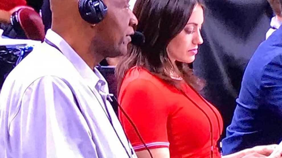 Lainie Fritz, reportera del Channel 2 Houston, se convirtió en...