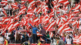 Afición del Granada CF