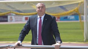 Miguel Ángel Rodríguez, presidente de Las Palmas