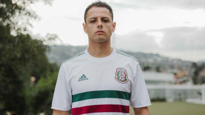 1e35f370f85bf Selección MexicanaEl conjunto azteca vestirá de gala para la justa  mundialista