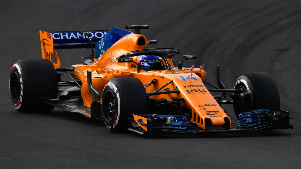 Image result for fernando alonso mclaren 2018