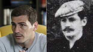 Casillas y su parecido razonable