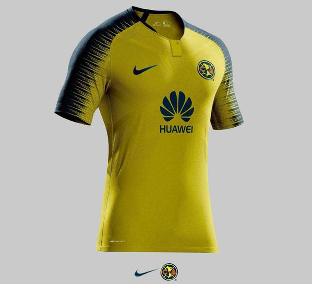 b74e2b25c226a Liga MX Apertura 2018  Posible nuevo jersey del América circula en ...