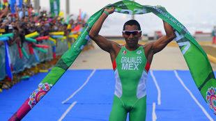 Crisanto Grajales ganando en Veracruz 2014