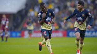 Quintero ha tenido poca participación en el actual Clausura 2018.