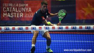 Ramiro Moyano, vencedor con sorpresa en la primera jornada