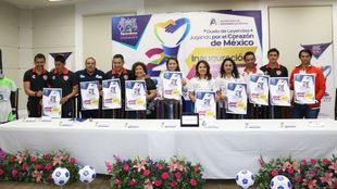 Presentación de la segunda edición de la Copa Aguascalientes.