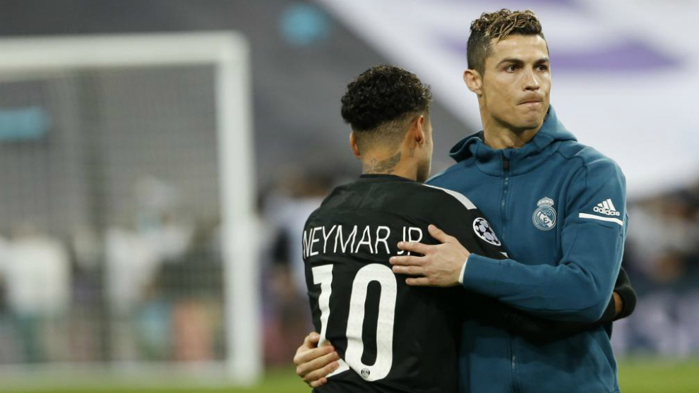 LaLiga - Real Madrid: Cristiano Ronaldo and the lack of respect with Neymar  | MARCA in English