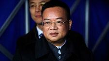 Chen Yansheng, en su última visita a Barcelona