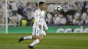 Kovacic controla el balón en el partido del Madrid ante el Girona.